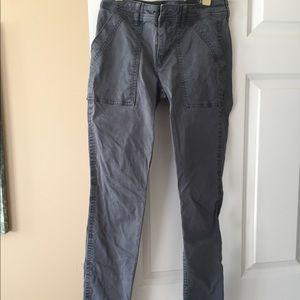 J Crew Skinny Grey Pant